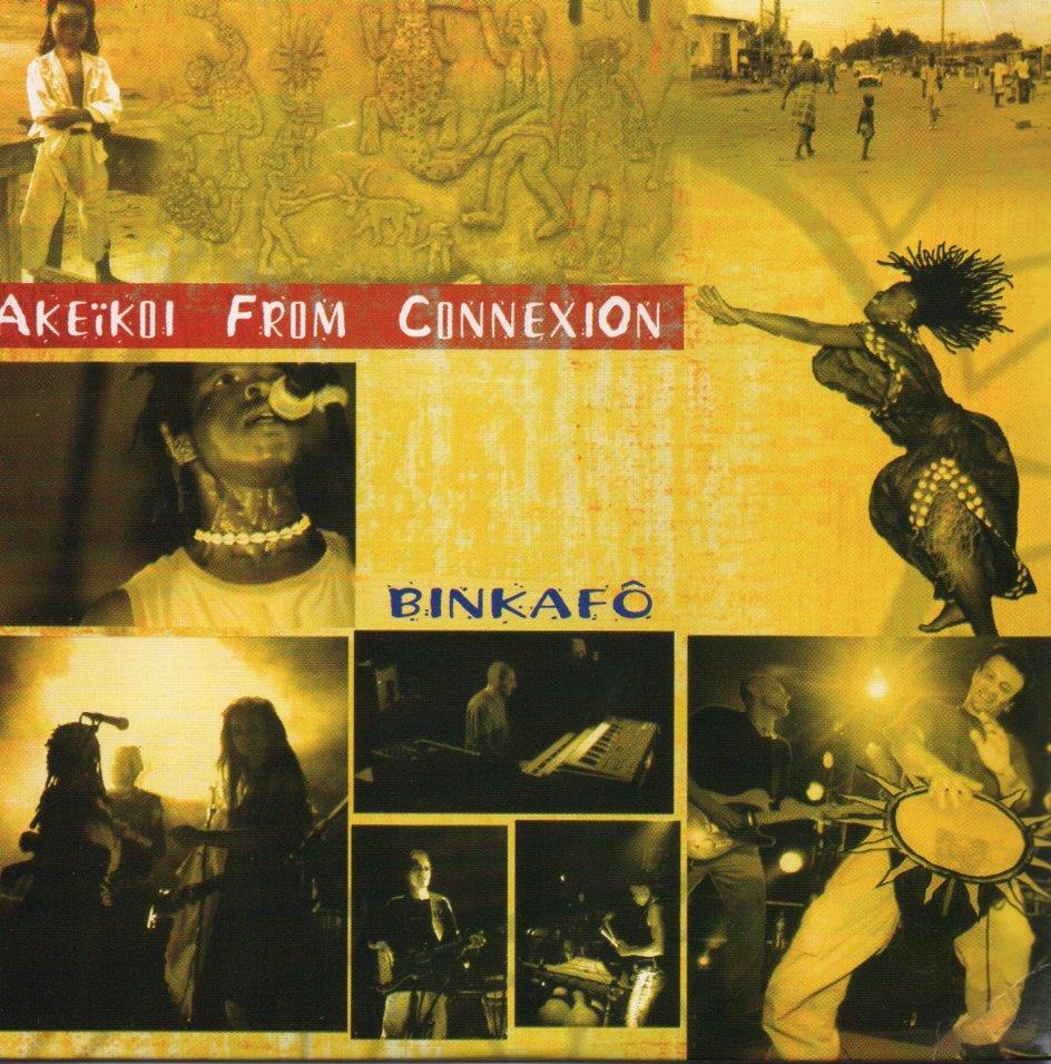 AKEIKOI - Binkafo - 2002